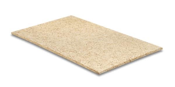 Stisolith laine de bois fibralith sous dalle
