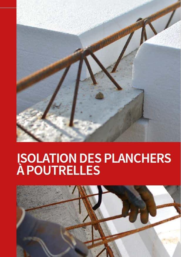 isolation planchers poutrelles hourdis entrevous rupteurs polystyrene