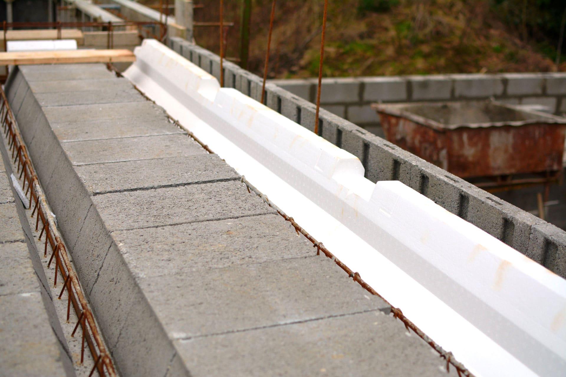 Isolation Mur Exterieur Renovation les ponts thermiques de liaison plancher et mur - hirsch