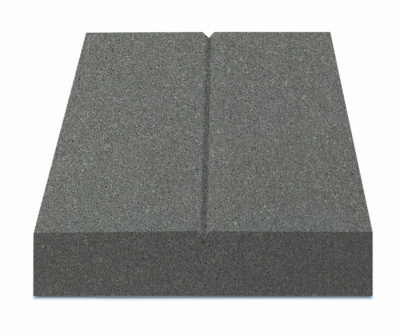 Polystyrene expanse cellomur bossage ultra isolation ITE