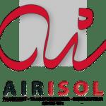 logo airisol isolation