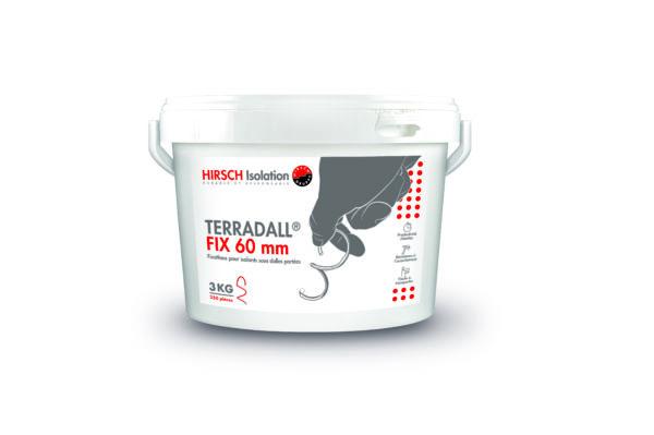 terradall fix isolation dalle portee polystyrene expanse