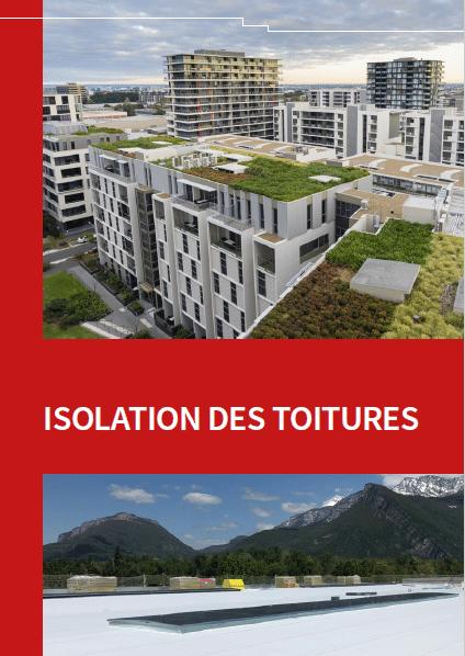 Image isolation toiture