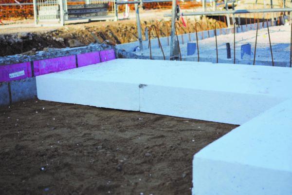 Terradall Portée chantier Bezons