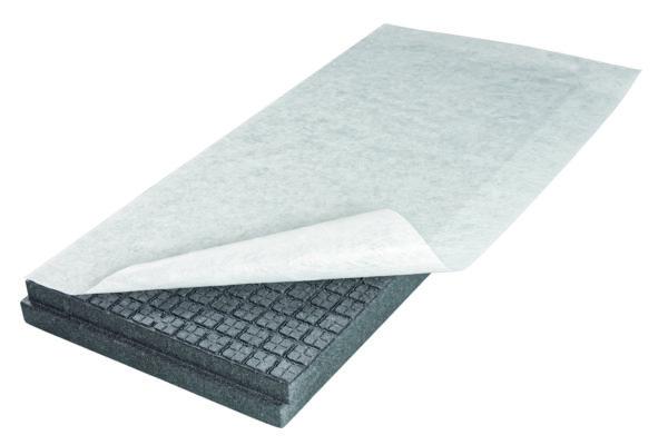 cellodrain ultra isolation fondation drainage soubassement polystyrene