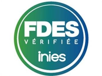 FDES INIES reglementation environnement norme acv