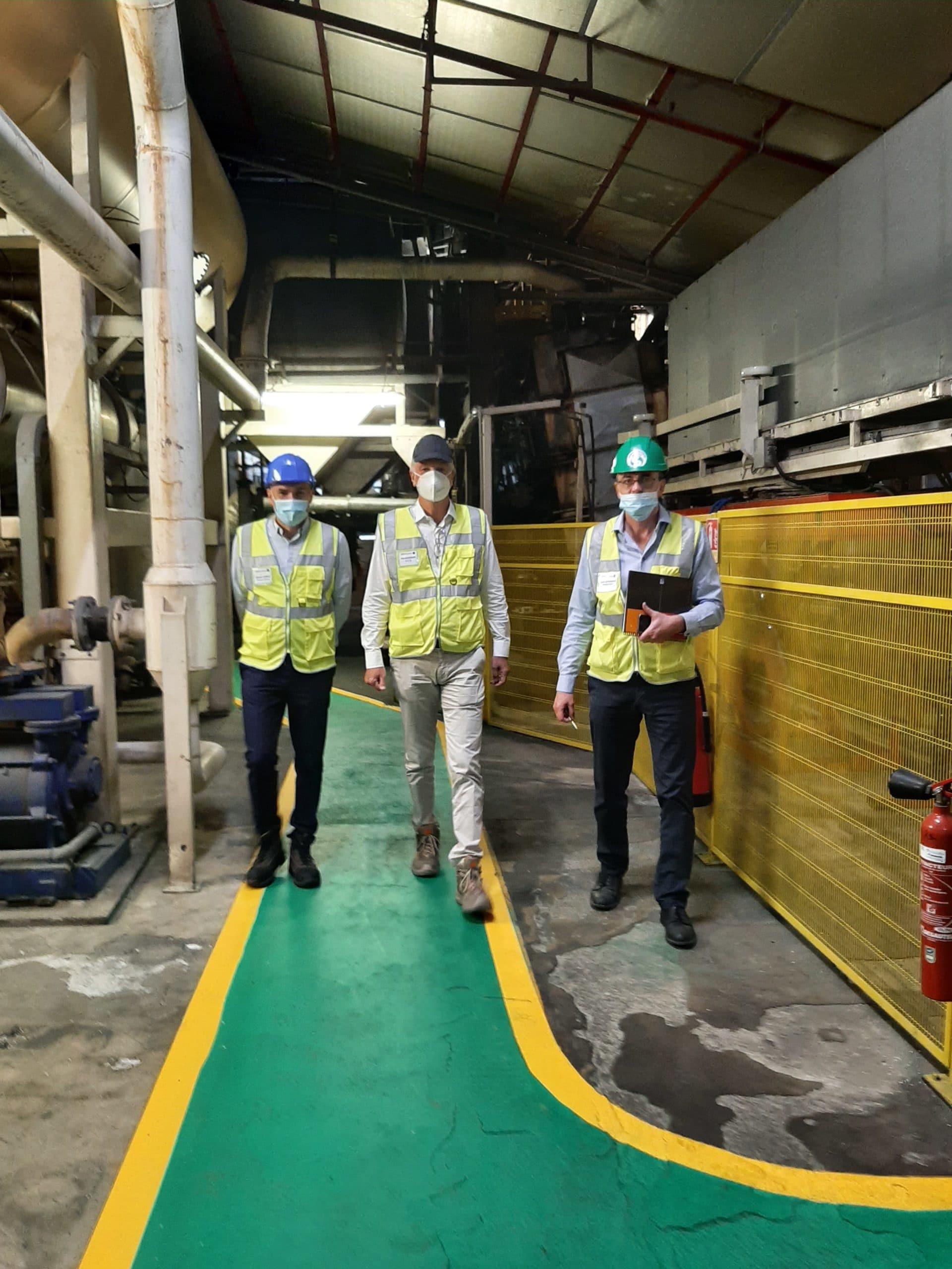 fabrication polystyrene expanse recyclage usine hirsch isolation