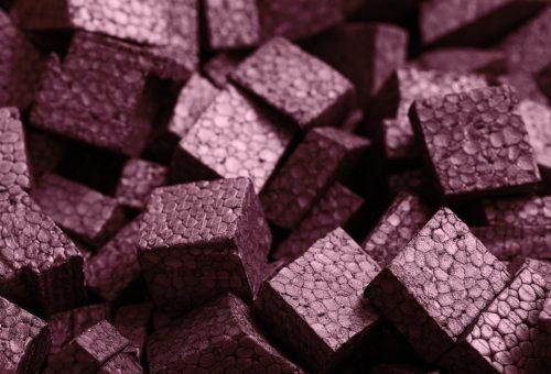 fabrication Polystyrene expanse graphite